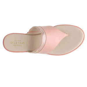 Cole Haan Cecily Grand Thong Leather Women Sandals NIB